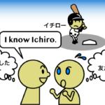 know と know of と know about の違い