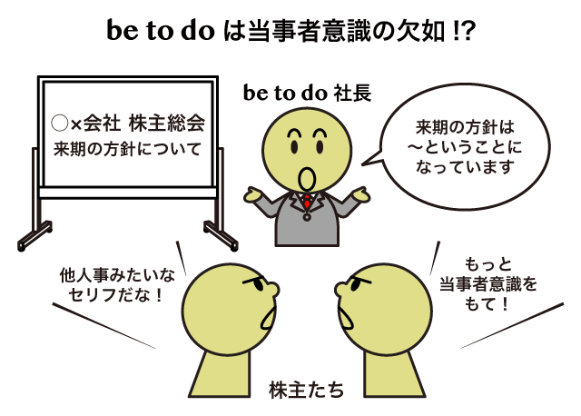 be to do be to不定詞 の意味 用法まとめ 英語イメージリンク