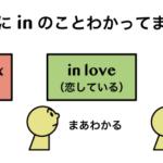 前置詞 in のイメージと意味・用法まとめ